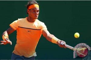 Nadal absen di Wimbledon karena cedera pergelangan tangan