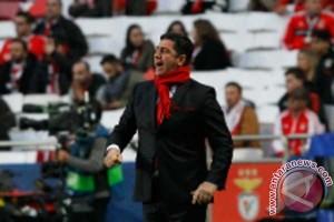 Rui Vitoria: Benfica sudah berjuang keras