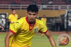 Sriwijaya FC sementara unggul 2-0 atas MU