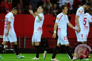LIGA EUROPA - Sevilla vs Shakhtar sementara sama kuat 1-1