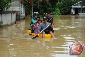 Banjir Muara Teweh