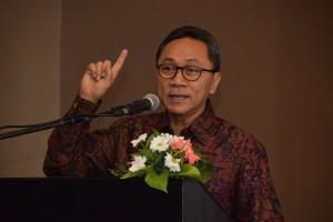 Ketua MPR dukung kepala daerah berwawasan kebangsaan