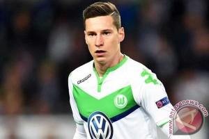 Gelandang Wolfsburg Draxler menepi dua minggu