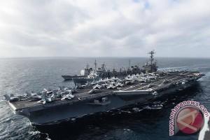 Menteri pertahanan Amerika Serikat akan kunjungi kapal induk di Laut China Selatan