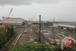 Infrastruktur galangan kapal selam PAL rampung akhir Februari
