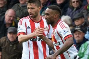 Penalti Defoe selamatkan Sunderland dari kekalahan
