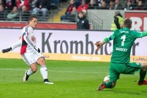 Hajar Frankfurt 3-0, Leverkusen duduki tiga besar Bundesliga
