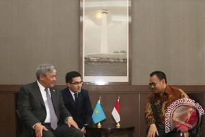 Pertemuan Bilateral Indonesia-Kazakhstan