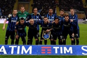 Susunan pemain Inter Milan vs Roma