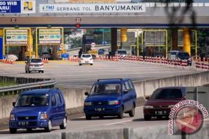 Arus balik pemudik lintas Jateng baru 60%