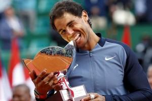 Nadal kalahkan Monfils untuk menangi final Monte Carlo