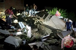 Ekuador kembali diguncang gempa bumi hebat