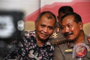 Latihan Penanganan Tindak Pidana Korupsi