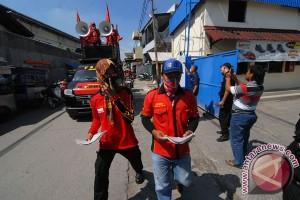 Polresta adakan mancing bersama buruh saat May Day