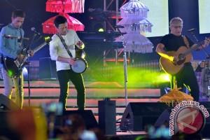 Noah konser peringati Sumpah Pemuda di Kupang