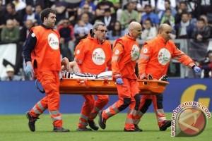 Marchisio absen di Piala Eropa akibat cedera lutut