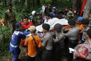 Evakuasi Pendaki Gunung Slamet