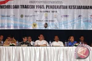 Agus Widjojo: masukan untuk rekonsiliasi kewenangan pemerintah