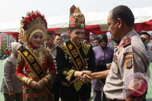 Duta Humas Polri Aceh
