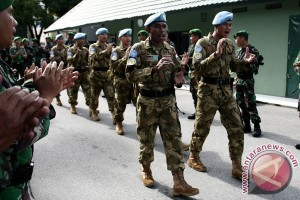 Indonesia tambah perempuan pasukan perdamaian dunia