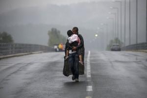 Pengungsi Suriah dambakan kehidupan baru di Irlandia
