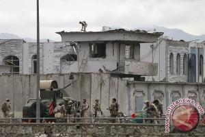 15 gerilyawan menyerah di Afghanistan Utara