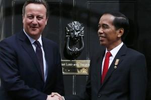 Presiden Jokowi ajak pengusaha Inggris investasi di Indonesia