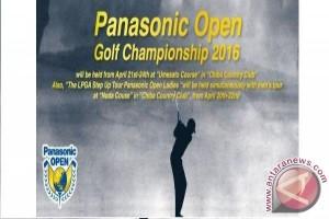 Jangan sampai lewatkan live streaming turnamen Panasonic Open Golf Championship pada tanggal 23-24 April