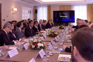 Presiden Jokowi ajak pengusaha Inggris berinvestasi di Indonesia