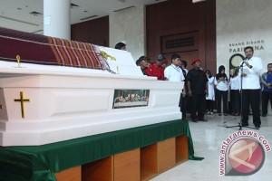 Persemayaman Jenazah Anggota DPRD Sumut