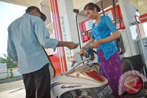 SPBU di Bekasi kehabisan premium