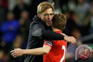 Klopp desak pemainnya ukir nama dalam sejarah Liverpool