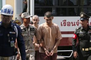 Tersangka pengebom Thailand: saya bukan binatang