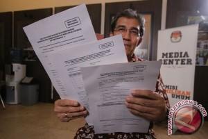 Formulir Pendaftaran Pilkada
