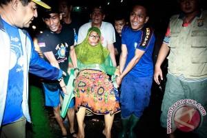 Korban Banjir Lampung