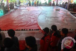 Rekor MURI Bubur Merah Putih