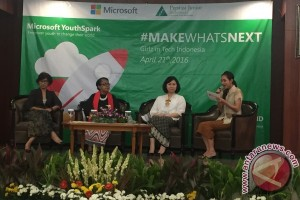 Rayakan Hari Kartini, Microsoft ajak perempuan berinovasi