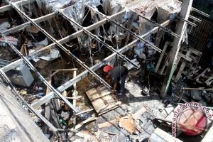 Kebakaran Gudang Di Bogor