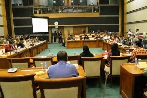 RDP Kemenag Dengan Komisi VIII DPR
