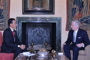 Belgian King praises Indonesia`s economic development
