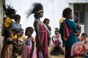 Tiga marga di Teluk Wondama Papua Barat punah