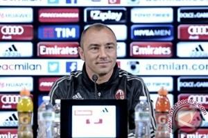 Menez selamatkan Milan dari kekalahan, imbangi Frosinone 3-3