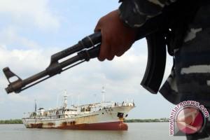 TNI-AL tangkap kapal buronan Interpol Argentina