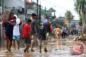 Lima sekolah di Bekasi diliburkan akibat banjir