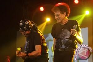 Konser Godbless Bursa Rock 2016