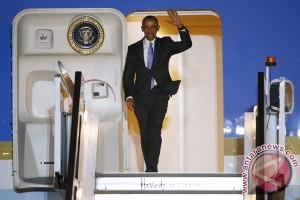 Kunjungan luar negeri terakhir Obama ke Eropa dan Peru