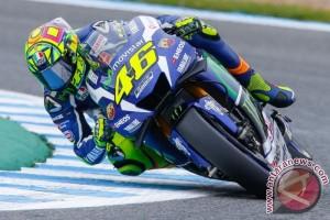 Rossi masih cedera jelang Grand Prix Italia