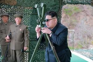 Penyiar terkenal Korut umumkan keberhasilan uji coba nuklir
