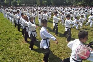 Panglima TNI buka Kejurnas Kushin Ryu M Karate-Do Indonesia 2016