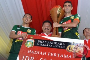 BSU kalahkan Persib Bandung dengan skor 4-1